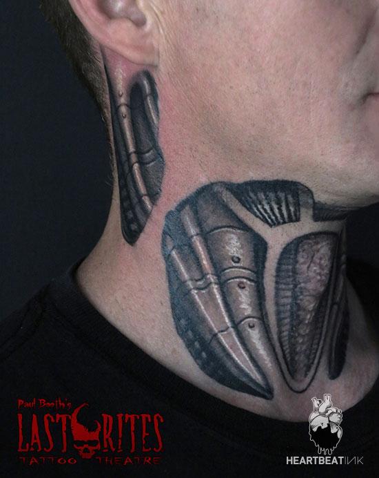 Gallery - Biomechanical   Heartbeatink Tattoo Magazine