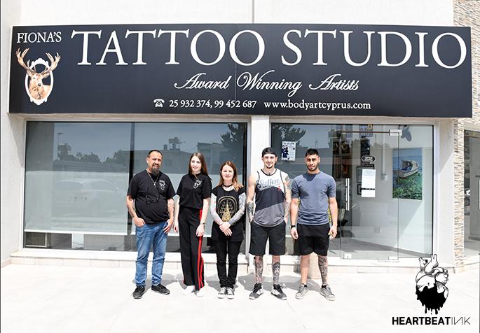 Body Art Tattoo Studio Heartbeatink Tattoo Magazine