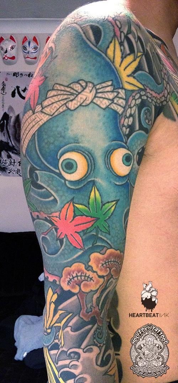 Alex Reinke Tattoo