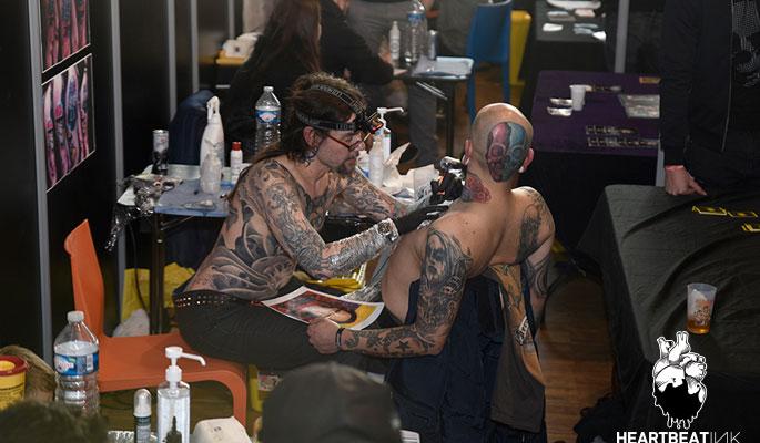 104 salon du tatouage paris tatouage. Black Bedroom Furniture Sets. Home Design Ideas