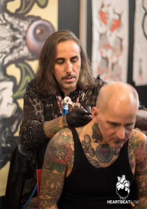 Le Mondial Du Tatouage 2018 Heartbeatink Tattoo Magazine