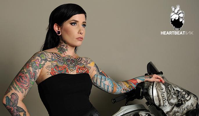Marie | Heartbeatink Tattoo Magazine