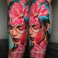 Tattoo by Aaron Olaguivel