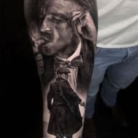 Tattoo by Auke