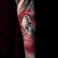 Tattoo by Bacanu Bogdan