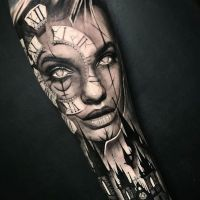 Tattoo by Beny Pearce