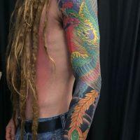 Tattoo By Brian Kaneko