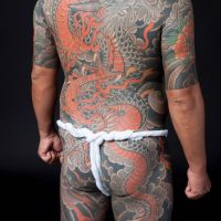 Tattoo by Bunshin Horitoshi