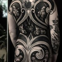 Tattoo by Diamante Murru