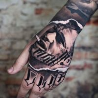 Tattoo by Fabio Guerreiro