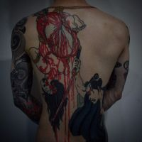 Tattoo by Gotch