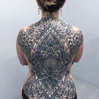 Tattoo by Ivan Hack