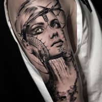 Tattoo by Jay Sampaquita