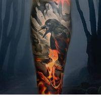 Tattoo by Levgen Knysh
