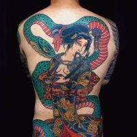 Tattoo by Shion Daruma