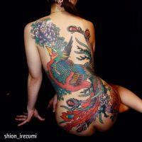 Tattoo by Shion Daruma