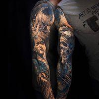 Tattoo by Bacanu Bogdan