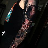 Tattoo by Waler Montero