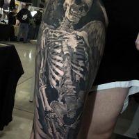Tattoo by Teo Milev