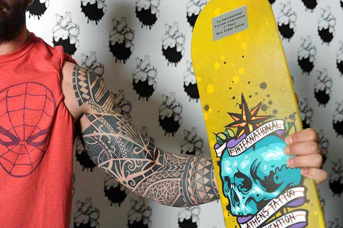 Best Tribal Tattoo Contest_1_b