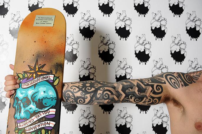 Best Tribal Tattoo Contest_3_b