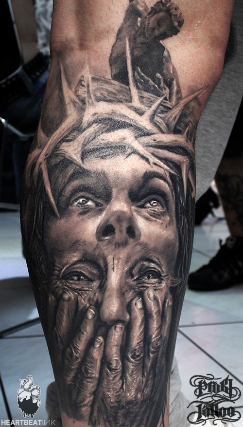 1995 Tattoo Design: Heartbeatink Tattoo Magazine