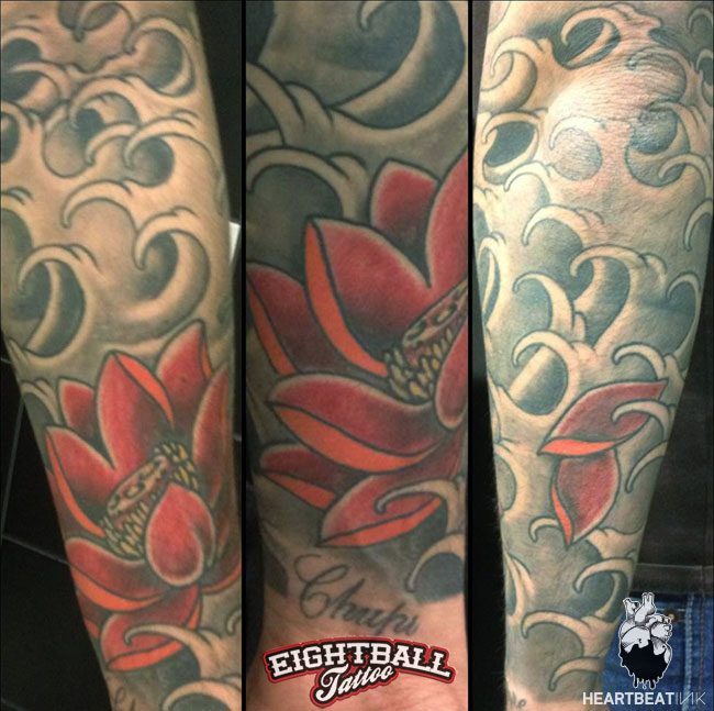 eightball tattoo studio heartbeatink tattoo magazine. Black Bedroom Furniture Sets. Home Design Ideas