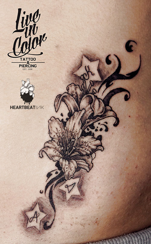 Live In Color Heartbeatink Tattoo Magazine