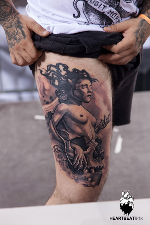 8th Athens International Tattoo Convention / Pt2